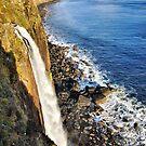 Kilt Rock Waterfall by Andrew Ness - www.nessphotography.com