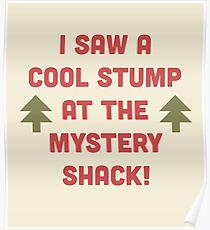 Cool Stump! Poster