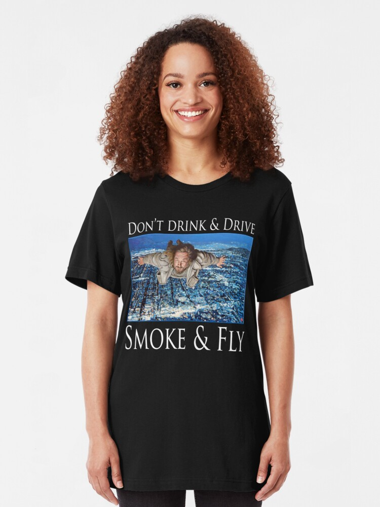 Alternate view of Smoke and Fly Slim Fit T-Shirt
