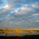 Holland - Land Water Sky by Marias-World