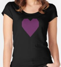 Byzantium  Women's Fitted Scoop T-Shirt