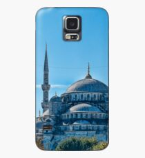 The Blue Mosque, Istanbul Case/Skin for Samsung Galaxy
