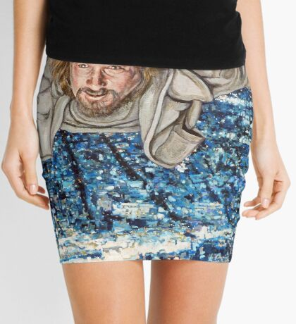 Come Fly With Me Mini Skirt