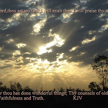 Faithfulness and Truth by chinet