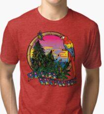 Maui Wowie Camiseta de tejido mixto