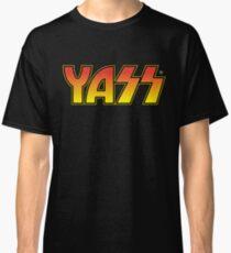 YASS vs. KISS Classic T-Shirt