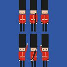 Royal British Guard by julianamotzko