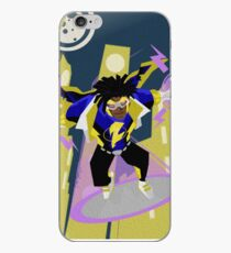 Detective Comics Presents: Superhero Static Shock! iPhone Case