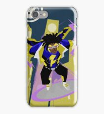 Detective Comics Presents: Superhero Static Shock! iPhone Case/Skin