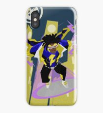 Detective Comics Presents: Superhero Static Shock! iPhone Case