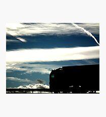 Sky Drive........... Photographic Print