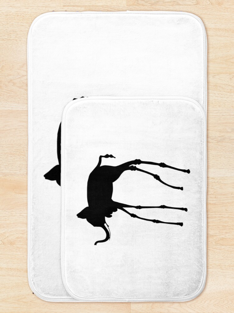 Alternate view of Salvador Dali Elephant, 1944 Dream Artwork Reproduction, Design, Tshirts, Posters, Jerseys Bath Mat