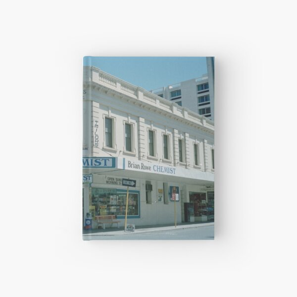 Wood's Building, 544 Hay Street Perth, February 1982 State Library of Western Australia Hardcover Journal