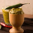 Green Curry and Chiles by SpicieFoodie