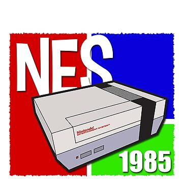 "Nintendo "" NES "" / Fun since 1985 by KinKAPI"