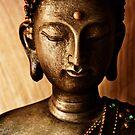 Golden Buddha by SpicieFoodie