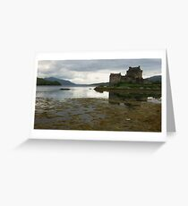 Eilean Donan Castle, Scotand Greeting Card