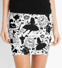 Alice in Wonderland Mini Skirt