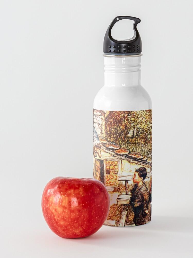 Alternate view of Hansel and Gretel Water Bottle