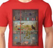 EUCLIDIAN SHELVES Unisex T-Shirt