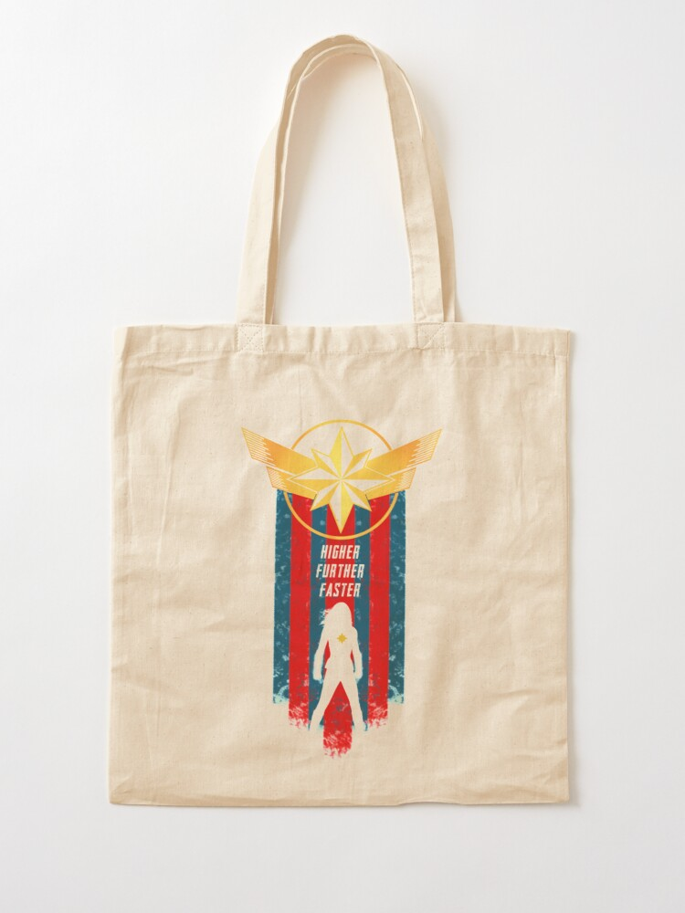 Alternate view of A Real Heroine v2 Tote Bag