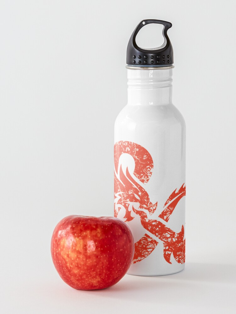 Alternate view of Dungeons & Dragons (Red) Water Bottle