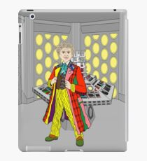The Sixth Doctor iPad Case/Skin