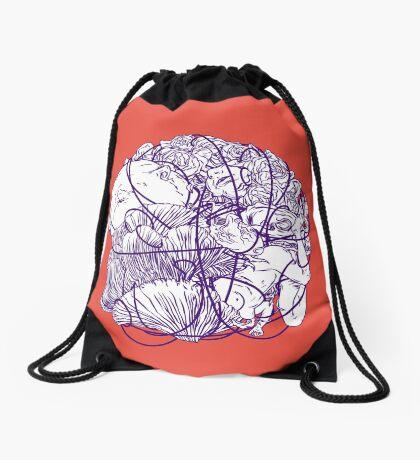 Stuff Drawstring Bag