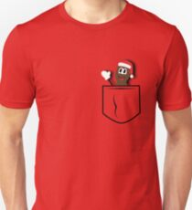 Mr.Hankey Pocket Unisex T-Shirt