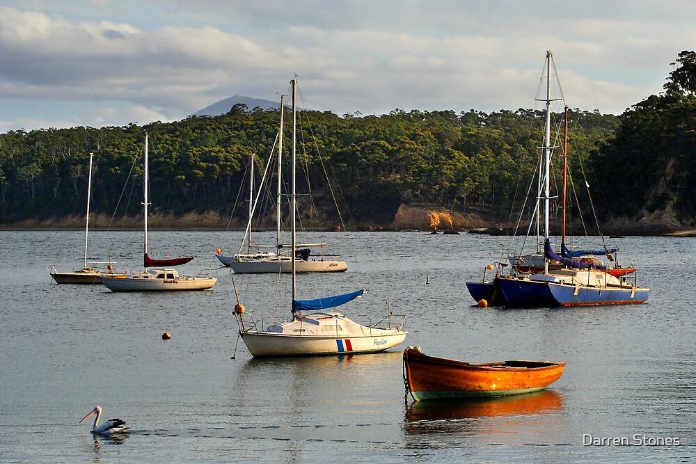 Quarantine Bay at Eden by Darren Stones