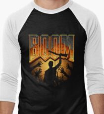 This is my Boomstick T-shirt Men's Baseball ¾ T-Shirt