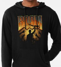 This is my Boomstick T-shirt Leichter Hoodie