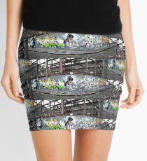 Urban Art Mini Skirt