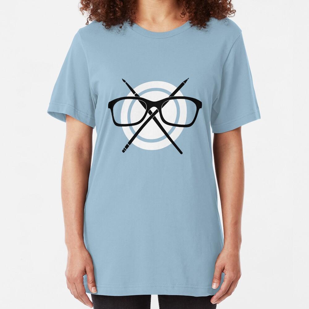 cristianroux.com Slim Fit T-Shirt