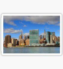 Manhattan - Gantry Plaza Sticker