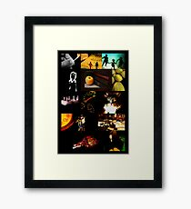 Project 13 Framed Print