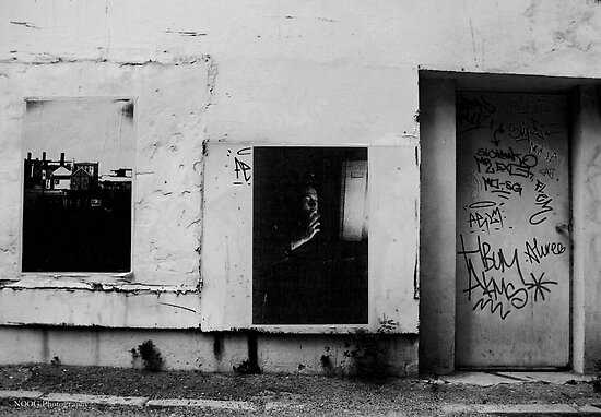 The Alley Wall - Brisbane by Jordan Miscamble