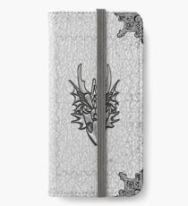 Plight of Steel Book Cover Phone Wallet iPhone Wallet/Case/Skin