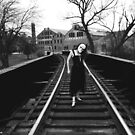 Wrong Side Of The Tracks by Alice  Teeple