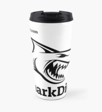SharkDick Logo Travel Mug