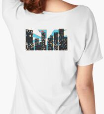 inner city love - tee Women's Relaxed Fit T-Shirt
