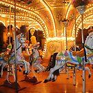 Merry Go Round by Bertspix1