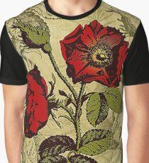 Antique Rose Graphic T-Shirt