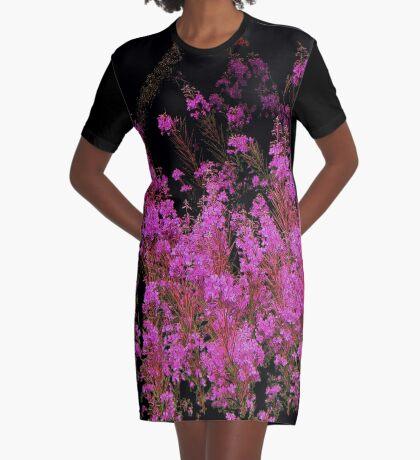 Fireweed Graphic T-Shirt Dress