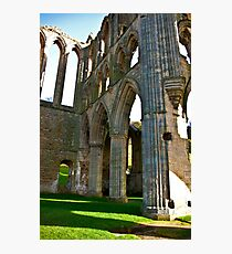 Rievaulx Arches Photographic Print