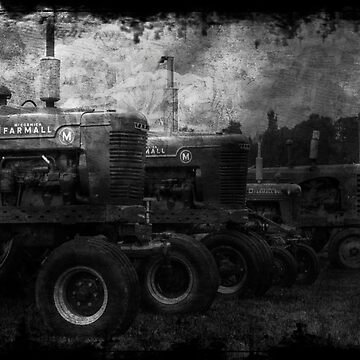 Tractors at the Fair by cvdad
