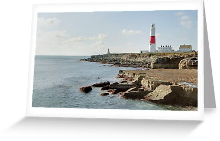 Portland Bill Lighthouse, Dorset, UK by Richard Heeks
