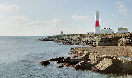 Portland Bill Lighthouse, Dorset, UK by Richard Heeks