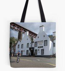 Hawes Inn Tote Bag