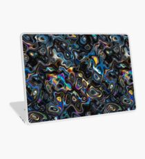 Abstract Psychedelic Pattern Laptop Skin